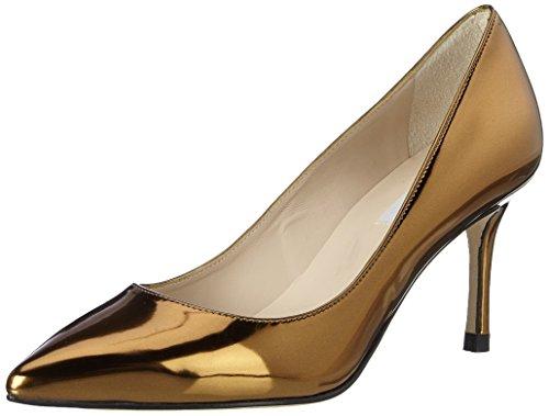 Gold warm Heels Closed Gol Bianca 484 Toe LK BENNETT Women's Gold wqO7pwY8