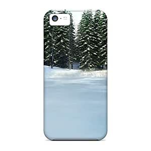 Cases Covers Compatible For Iphone 5c/ Hot Cases/ Frozen Pond
