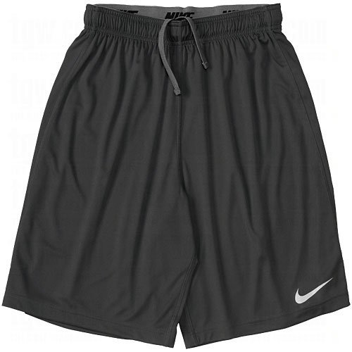 Mens Dri Fit Training Shorts - Nike Team Fly Men's Training Shorts, Black, Medium