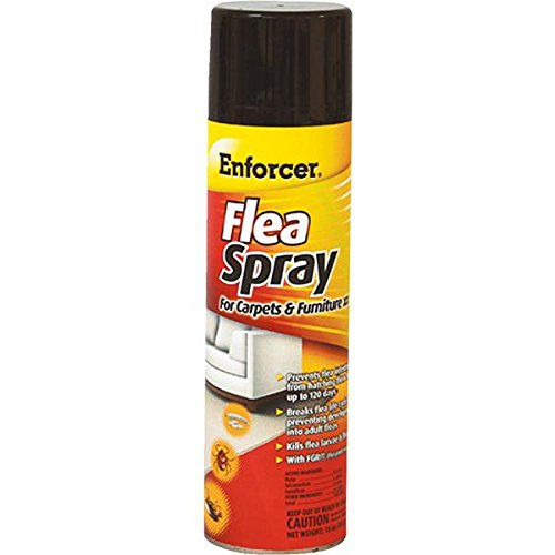 Enforcer Flea Spray