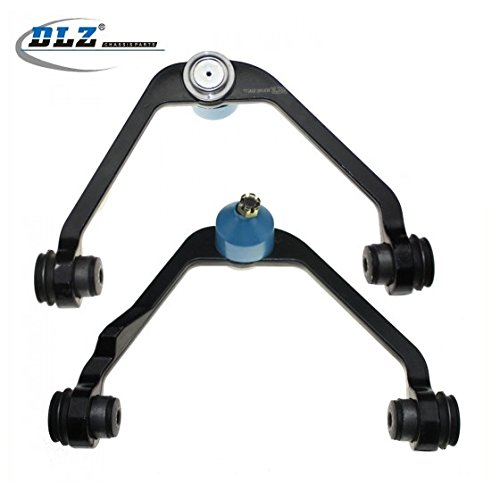 Dlz 2 Pcs Front Upper Control Arm Ball Joint Compatible With Rwd 2wd 1997 2003 Ford F150 1997 1999 Ford F250 2004 Ford F150 Heritage 1997 2002 Ford Expedition 1998 2002 Lincoln Navigator K8726t K8728t