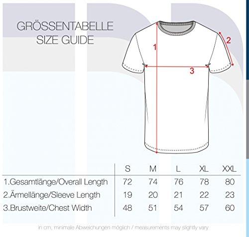 shirt Hombre Manga T Redondo solid Thias Camiseta Cuello Con Black Para Corta 9000 Básica De ff0pqg