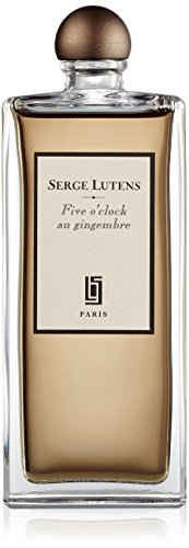 Serge Lutens Five O'Clock Au Gingembre for Men Eau De Parfum Spray/Splash, 1.69 Ounce