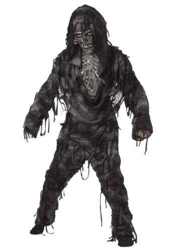 Dead Or Alive 6 Costumes (Big Boys' Living Dead Zombie Costume Small (6-8))