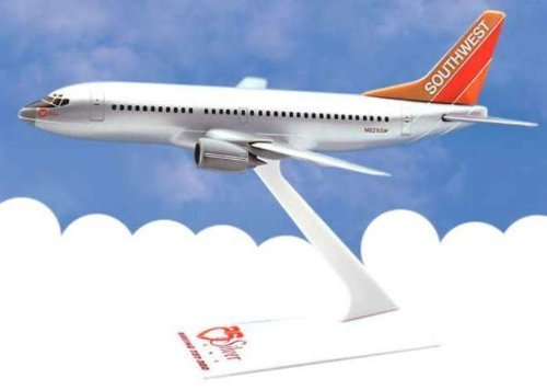 daron-lp38160v-b737-300-southwest-airlines-silver-one