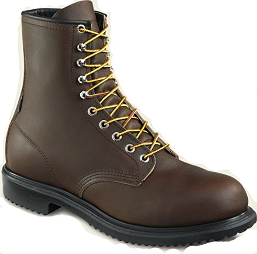 Red Wing Engineer Boots - 8