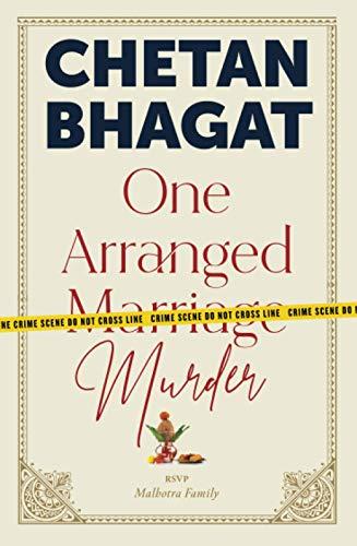 Best Seller One Arranged Murder Book – 2020