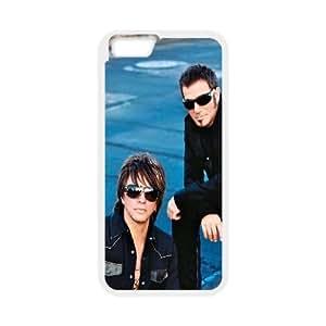 Bon Jovi iPhone 6 4.7 Inch Cell Phone Case White G7W4EK