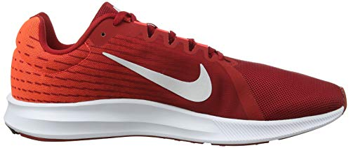Downshifter Grey Bright para Zapatillas Hombre Deporte Gym 601 Nike Vast Crimson de Rojo 8 Red fTPaBd