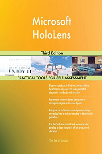 Microsoft HoloLens Third Edition