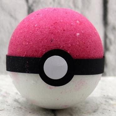 Bola de baño Pokémon de 200 g con miniatura de Pokémon de ...