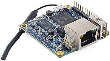 RPS - Orange Pi Zero H2 512MB con Antena WiFi + Tarjeta ...