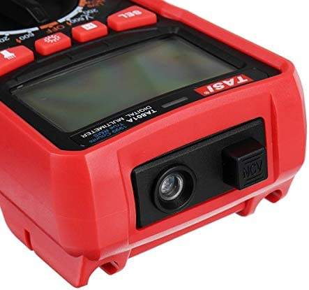 DJYD TA801A Multimeter High Precision Manual Digital Ammeter Table AC and DC Universal Multifunction FDWFN