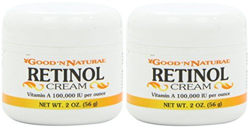 Retinol Cream – Vitamin A 100.000 Iu Per Ounce