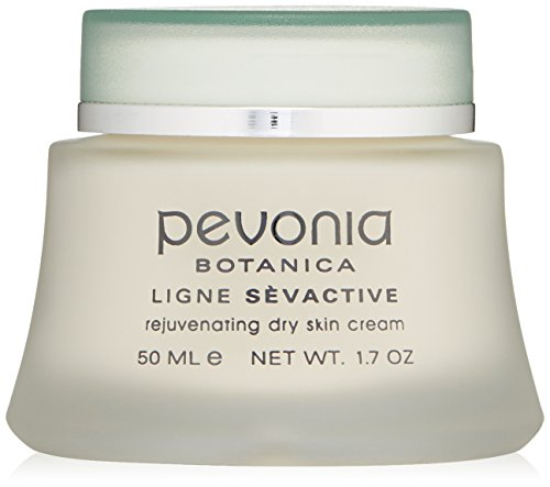 Skin Care Rejuvenating Moisture Cream - Pevonia Rejuvenating Dry Skin Cream, 1.7 Ounce