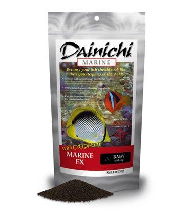 Dainichi Marine Fish Food - Marine FX Sinking Small Pellet - 5.5 lbs by Dainichi