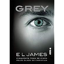 """""""Grey"""" e """"50 Tons de Cinza"""" - os livros da série na Amazon"""