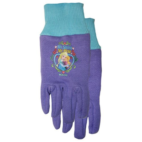 Disney Frozen Kids Garden Cotton Jersey Glove