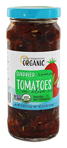 c Sundried Tomatoes In Olive Oil, 8.3 oz (Mediterranean Tomato)