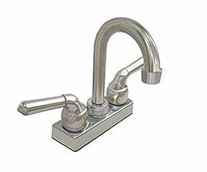 Stonecrest Dual Control 4 Quot Non Metallic Bar Utility Faucet