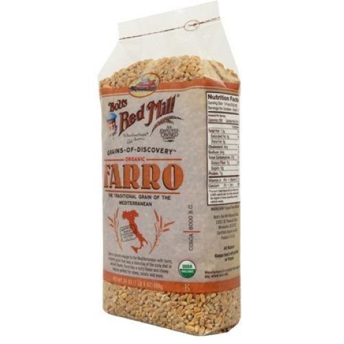 Bob's Red Mill Organic Farro - (4 x (Farro Soup)