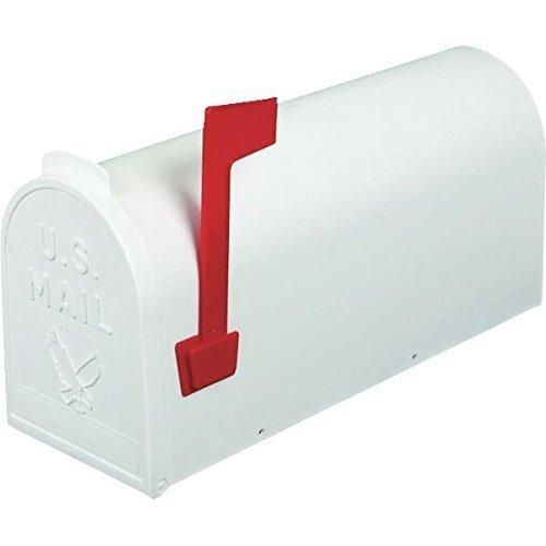 Flambeau 6529MW Number-1 Rural Mailbox, 1-Pack by Flambeau
