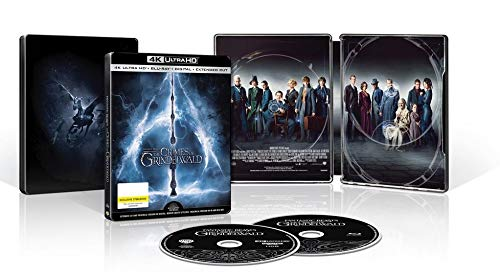 Amazon com: Fantastic Beasts: The Crimes of Grindelwald 4K