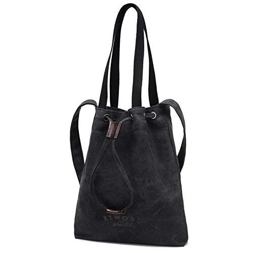 delle tela della con donne tracolla maniglia a delle borse Tote superiore tracolla della di delle a Manyip borsa borsa borse A della xXwYyq7Cg