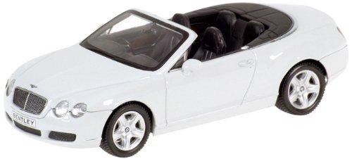 1/43 ベントレー コンチネンタル GTC 2007 ホワイトエディション 436139031