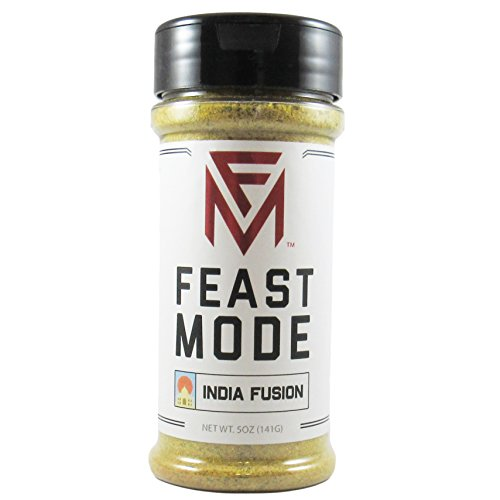 Feast Mode Flavors - India Fusion by Feast Mode Flavors