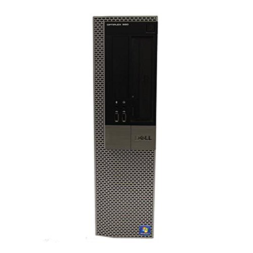 Dell Optiplex 980 Desktop Computer, i5-650 3.2GHz, 8GB, 500GB DVD, Windows 10 Pro (Certified Refurbished) from Dell