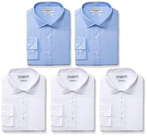 dress shirts 14 5 34 - 4
