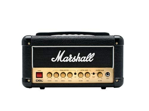 - Marshall Amps Guitar Amplifier Head (M-DSL1HR-U)