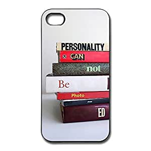 IPhone 4/4s Cases Sayings Design Hard Back Cover Shell Desgined By RRG2G