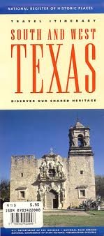 Books : Historic Places in South and West Texas