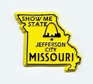 Amazon.com: Missouri The show Me State United States ...