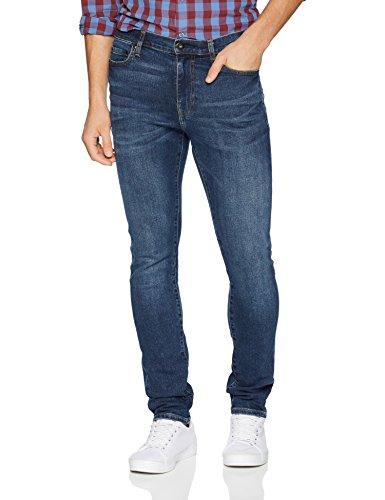 Goodthreads Men's Skinny-Fit Jean, Medium Blue, 38W x 34L by Goodthreads