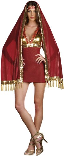 [Bolly Ho Bollywood Adult Costume (Large)] (Bollywood Costumes Men)