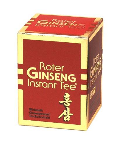 Koreanischer Reiner Roter Ginseng - Instant Tee N - 50g