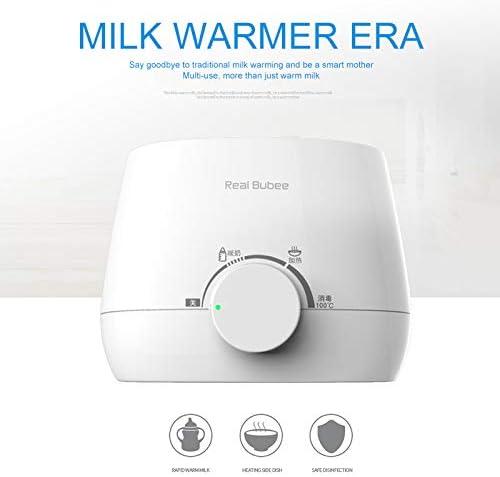 Calentar BIOBEY Calentador De Biber/ón Esterilizador De Biber/ón De Leche Universal Esterilizador El/éctrico De Temperatura Constante De 220 V para Calentar Leche