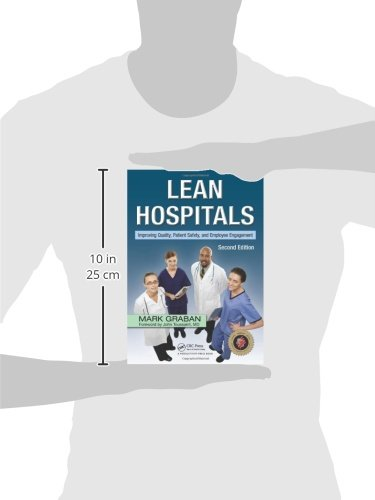 Lean Hospitals: Improving Quality, Patient Safety, and Employee Engagement, Second Edition: Amazon.es: Mark Graban: Libros en idiomas extranjeros