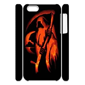 C-Y-F-CASE DIY Design Grim Reaper Pattern Phone Case For iPhone 5C hjbrhga1544