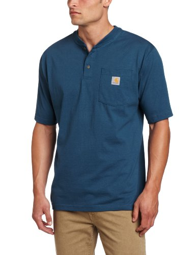 Carhartt Men's Shortsleeve Workwear Henley K84