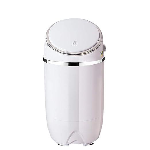 YXWxyj Lavadoras Mini Lavadora, Secadora Rotativa Semiautomática ...
