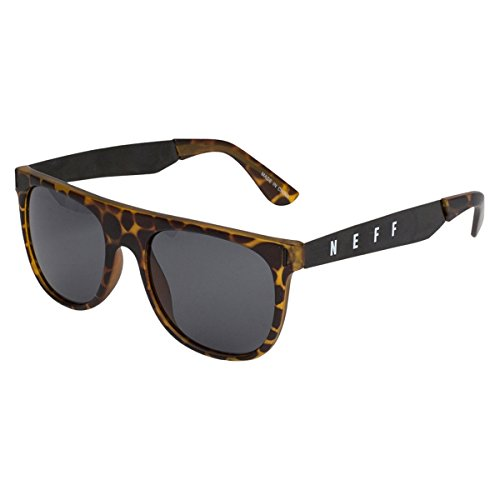 Neff Men's Royce, Tortoise, One - Sunglasses Brodie Neff