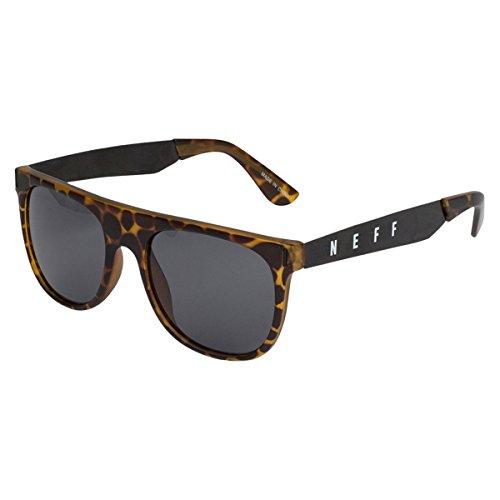 Neff Men's Royce, Tortoise, One - Brodie Neff Sunglasses