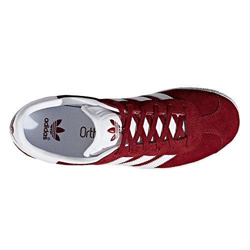 Burgundy Adidas White Blu e Donna Sneaker Rosa Gazelle Scarpe Cf85w0xq