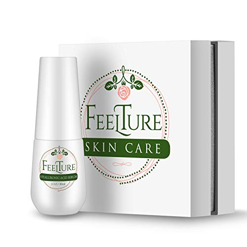 41IuOQ6VSTL - FeelTure Skincare Hydration Hyaluronic Acid Serum for Face Moisturizing Anti-aging Anti Wrinkle 30g(1 Fl.Oz)