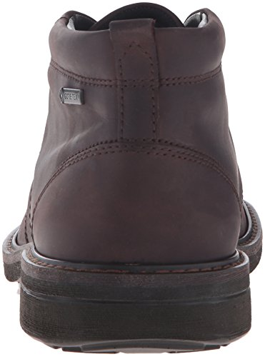 Mocha Boot Chukka Turn Gore Mens ECCO Tie TEX ECCO Mens Turn vwHz8wq