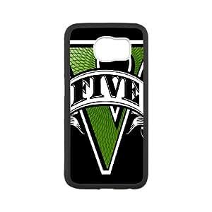 Custom Case Grand Theft Auto for Samsung Galaxy S6 R4D3836222